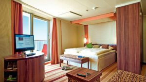 AIDA Cruises-AIDAblu-AIDAmar-AIDAsol-AIDAstella-AIDA-Blu-Mar-Sol-Stella-schip-Cruiseschip-Categorie SC-Suite met Prive Zonnedek
