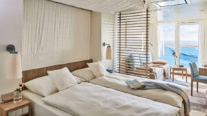 AIDA Cruises-AIDAnova-AIDACosma-AIDA-Nova-Cosma-schip-Cruiseschip-Categorie DB-DA-DL-Deluxe Balkonhut