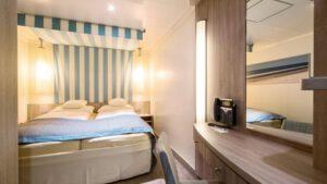 AIDA Cruises-AIDAperla-AIDAprima-AIDA-Perla-Prima-schip-Cruiseschip-Categorie IB-IA-IV-Binnenhut