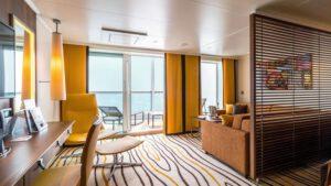 AIDA Cruises-AIDAperla-AIDAprima-AIDA-Perla-Prima-schip-Cruiseschip-Categorie JA- Junior-Suite