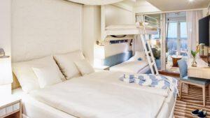 AIDA Cruises-AIDAperla-AIDAprima-AIDA-Perla-Prima-schip-Cruiseschip-Categorie JB-Junior-Suite met Lounge