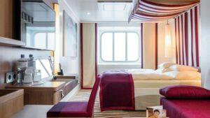 AIDA Cruises-AIDAperla-AIDAprima-AIDA-Perla-Prima-schip-Cruiseschip-Categorie MD-MB-MC-MA-MV-Buitenhut