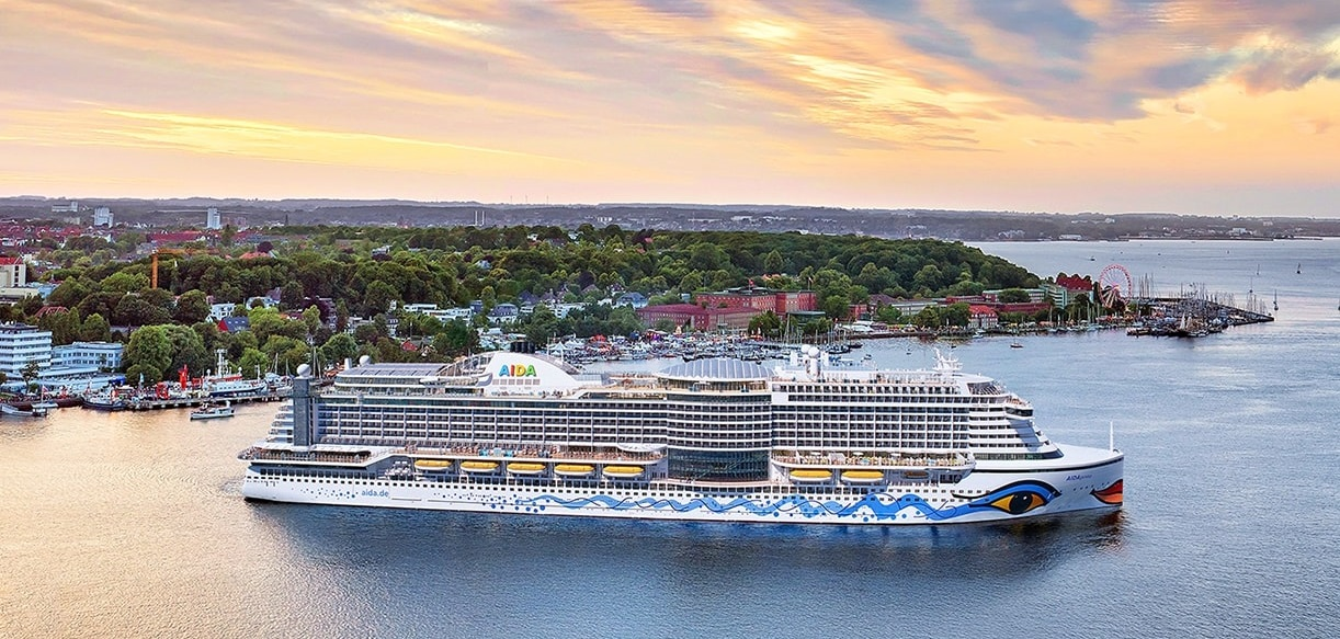 Cruiseschip-AIDAprima-AIDA Cruises-Schip