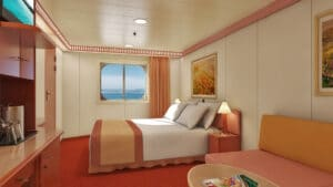 Carnival-cruise-line-Carnival-Conquest-Glory-Valor-Liberty-Freedom-schip-cruiseschip-categorie 6C-6B-6A-buitenhut