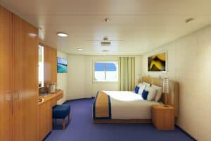 Carnival-cruise-line-Carnival-Horizon-Carnival-Vista-schip-cruiseschip-categorie 4J-binnenhut-met-beperkt-zicht