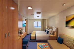 Carnival-cruise-line-Carnival-Horizon-Carnival-Vista-schip-cruiseschip-categorie 6A-6B-buitenhut