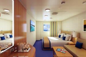 Carnival-cruise-line-Carnival-Horizon-Carnival-Vista-schip-cruiseschip-categorie 6M-6L-deluxe-buitenhut