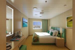Carnival-cruise-line-Carnival-Horizon-Carnival-Vista-schip-cruiseschip-categorie 6T-6S-Cloud-9-Spa-buitenhut