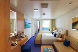 Carnival-cruise-line-Carnival-Horizon-Carnival-Vista-schip-cruiseschip-categorie 7C-cove-balkonhut