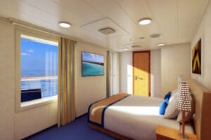 Carnival-cruise-line-Carnival-Horizon-Carnival-Vista-schip-cruiseschip-categorie 9B-premium-balkon