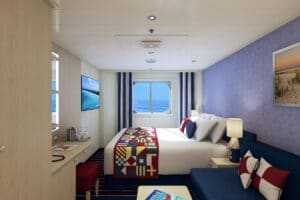 Carnival-cruise-line-Carnival-Horizon-Carnival-Vista-schip-cruiseschip-categorie FE-Family-Harbor-Buitenhut
