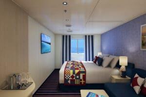 Carnival-cruise-line-Carnival-Horizon-Carnival-Vista-schip-cruiseschip-categorie FJ-Family-harbor-deluxe-buitenhut