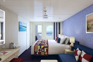 Carnival-cruise-line-Carnival-Horizon-Carnival-Vista-schip-cruiseschip-categorie FM-Family-Harbor-Cove-balkon