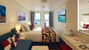 Carnival-cruise-line-Carnival-Horizon-Carnival-Vista-schip-cruiseschip-categorie FO-Family-Harbor-aft-verlengd-balkon