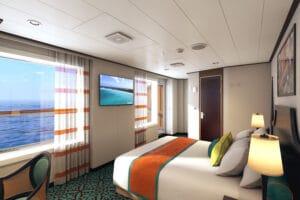 Carnival-cruise-line-Carnival-Horizon-Carnival-Vista-schip-cruiseschip-categorie HL-Havana-Premium-balkon