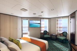 Carnival-cruise-line-Carnival-Horizon-Carnival-Vista-schip-cruiseschip-categorie HM-Havana-Premium-Vista-balkon
