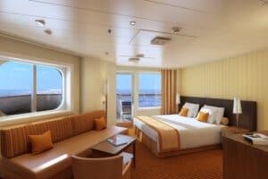 Carnival-cruise-line-Carnival-Horizon-Carnival-Vista-schip-cruiseschip-categorie JS-Junior-Suite
