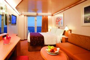 Costa Cruises-Costa-Deliziosa-Schip-Cruiseschip-Categorie BV-BP-BC-Balkonhut