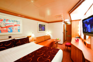 Costa Cruises-Costa-Deliziosa-Schip-Cruiseschip-Categorie EV-EP-EC-Buitenhut