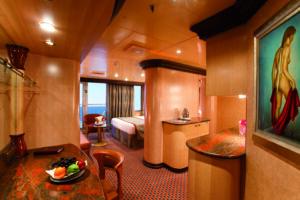 Costa Cruises-Costa-Deliziosa-Schip-Cruiseschip-Categorie PS-Panorama Suite
