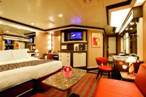 Costa Cruises-Costa-Deliziosa-Schip-Cruiseschip-Categorie SU-Samsara Suite