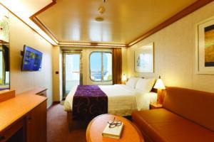 Costa Cruises-Costa Diadema-schip-Categorie BC-BV-Cove-Balkonhut