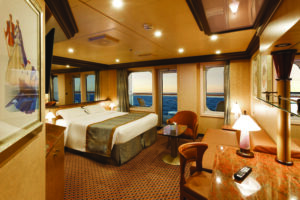 Costa Cruises-Costa Diadema-schip-Categorie S-SV-Suite