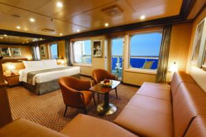 Costa Cruises-Costa Diadema-schip-Cruiseschip-Categorie GS-SG-Grand Suite