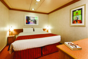 Costa Cruises-Costa Diadema-schip-Cruiseschip-Categorie IP-IC-SI-IV-Binnenhut