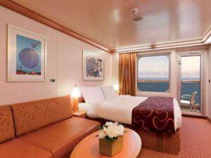 Costa Cruises-Costa Fascinosa-Costa Favolosa-Costa Cruises-schip-Cruiseschip-Categorie BP-BC-BV-SB-samsara-Balkonhut