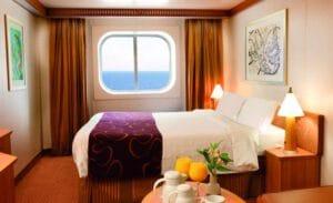 Costa Cruises-Costa Fascinosa-Costa Favolosa-Costa Cruises-schip-Cruiseschip-Categorie EP-EC-EV-Buitenhut