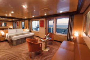 Costa Cruises-Costa Fascinosa-Costa Favolosa-Costa Cruises-schip-Cruiseschip-Categorie GS-Grand Suite