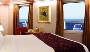 Costa Cruises-Costa Fascinosa-Costa Favolosa-Costa Cruises-schip-Cruiseschip-Categorie MS, Mini Suite