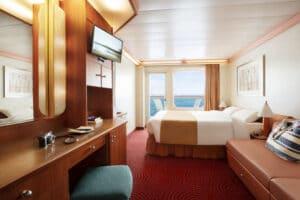 Costa Cruises-Costa Fortuna-Costa Magica-Schip-Cruiseschip-Categorie BP-BC-BV-Balkonhut
