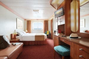 Costa Cruises-Costa Fortuna-Costa Magica-Schip-Cruiseschip-Categorie EP-EC-EV-Buitenhut