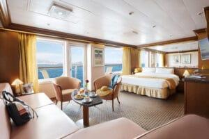 Costa Cruises-Costa Fortuna-Costa Magica-Schip-Cruiseschip-Categorie GS-Grand Suite