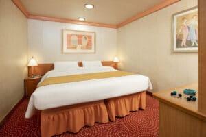 Costa Cruises-Costa Fortuna-Costa Magica-Schip-Cruiseschip-Categorie IP-IC-IV-Binnenhut