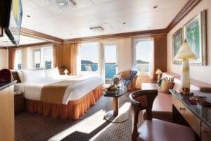 Costa Cruises-Costa Fortuna-Costa Magica-Schip-Cruiseschip-Categorie S-MS- Suite