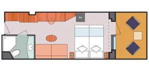 Costa Cruises-Costa Luminosa-Costa-Deliziosa-Schip-Cruiseschip-Categorie BP-BC-SB-BV-Balkonhut-diagram