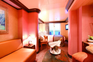 Costa Cruises-Costa Luminosa-schip-cruiseschip-Categorie MS-Mini Suite
