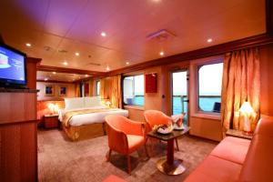 Costa Cruises-Costa Pacifica-Costa Serena-schip-Cruiseschip-Categorie GS-Grand Suite