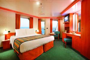 Costa Cruises-Costa Pacifica-Costa Serena-schip-Cruiseschip-Categorie MS-SM-samsara-Mini Suite