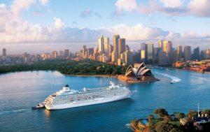 Crystal Cruises Cruiseschip Cruise