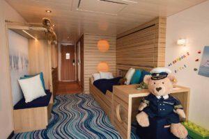 Hapag Lloyd-MS Europa 2-schip-Cruiseschip-Categorie 12-family apartment