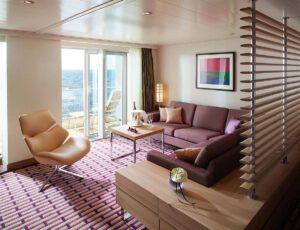 Hapag Lloyd-MS Europa 2-schip-Cruiseschip-Categorie 6-7-grand ocean suite