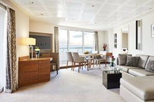 Hapag Lloyd-MS Europa-schip-Cruiseschip-Categorie 9-penthouse grand suite