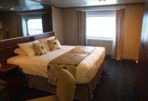 Holland America Line-Eurodam-Nieuw Amsterdam-schip-Cruiseschip-Categorie CQ- Spa-buitenhut