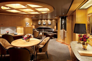 Holland America Line-Eurodam-Nieuw Amsterdam-schip-Cruiseschip-Categorie-PS-Pinnacle Suite