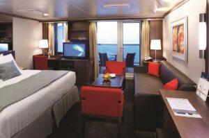 Holland-America-Line-Eurodam-Nieuw-Amsterdam-schip-Cruiseschip-Categorie-SS-SY-SZ-Signature-Suite