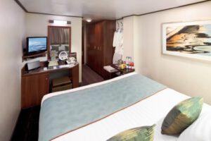 Holland America Line-Koningsdam-Nieuw Statendam-schip-Cruiseschip-Categorie IQ-Spa binnenhut